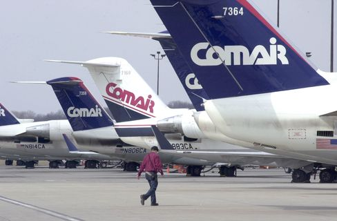 Delta to Close Comair Regional Jet Unit to Cut Operating Costs