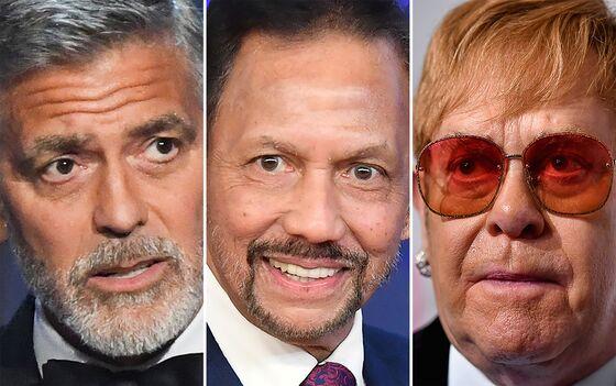 Elton John Joins ClooneyBoycott of Brunei-Owned Hotels