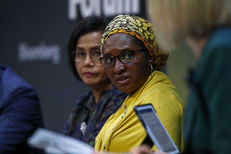 Zainab Ahmed, Nigeria's former finance minister