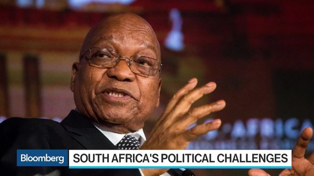 South Africa's Zuma Said Surviving Calls to Resign