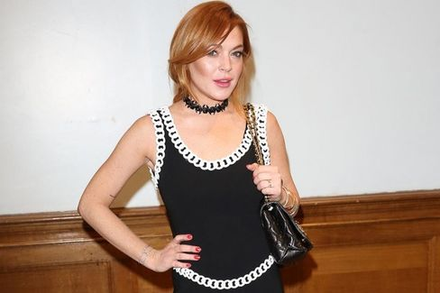 Lindsay Lohan Sues the Makers of Grand Theft Auto V, Claiming They Used Her Image