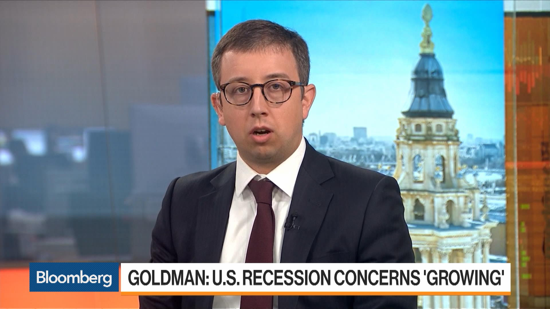 Morgan Stanley Chief Cross Asset Strategist Andrew Sheets on Recession,  Earnings Recession, Dollar