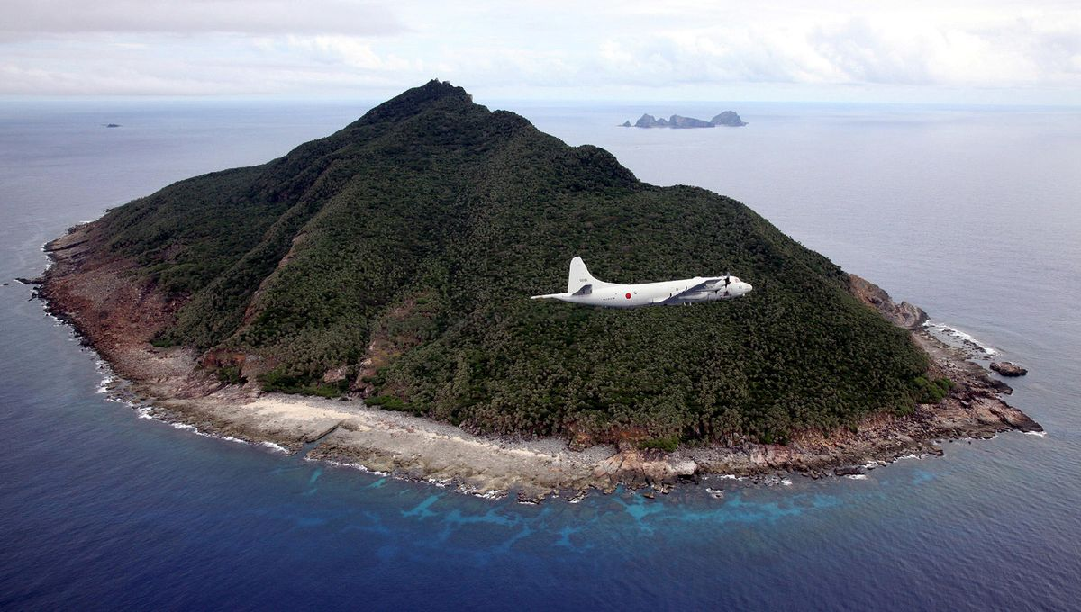 China Maritime Incursions Around Japan-Held Islands Hit Record