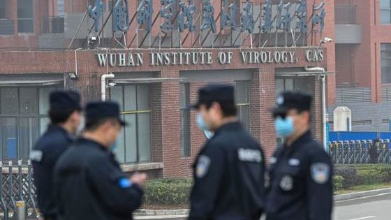 China Reviewing WHO Plan for Next Step in Virus-Origin Probe