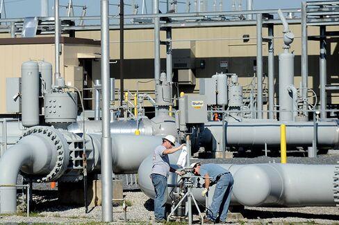 Cheap Natural Gas Hits New York City