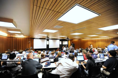 Tinker, Tailor: MBA Curriculum Change Modest at Best