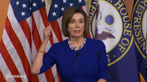 Pelosi Goes on Offensive to Rebut Trump Speech, Warn of Threats