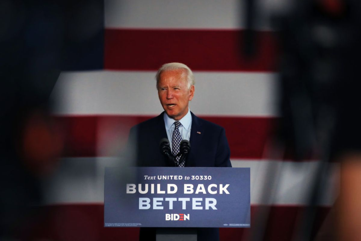 Biden's Economic Plan Gets a Lot of Big Things Right