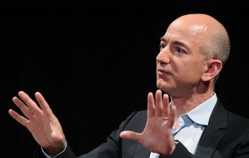 Amazon Said to Discuss Online Movie, TV Service With Studios