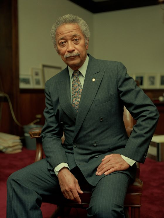 The Best David Dinkins 1989