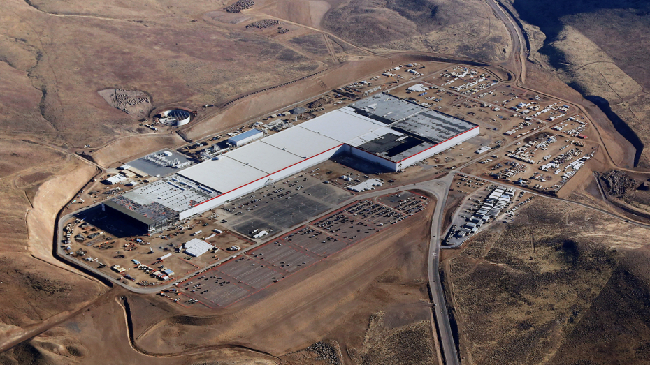 Tesla Flips the Switch on the Gigafactory