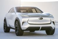 relates to Infiniti Electric QX Boasts Beauty and Power. But It's Not Real
