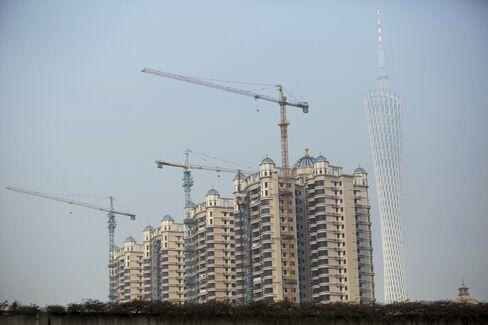 Residential Construction in Guangzhou