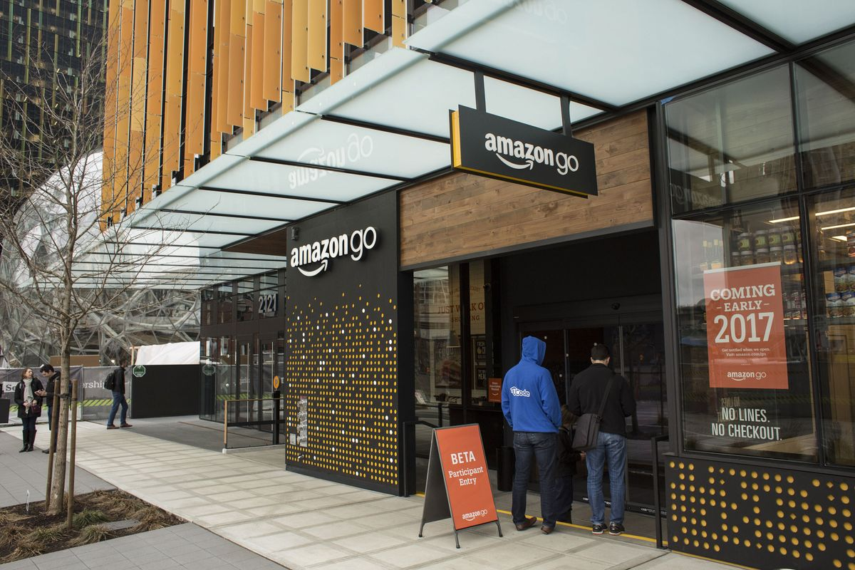 Amazon S Cashierless Store Is Almost Ready For Prime Time