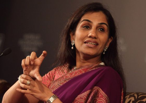 ICICI Board Is Said to Meet to Decide CEO's Fate Amid Probe