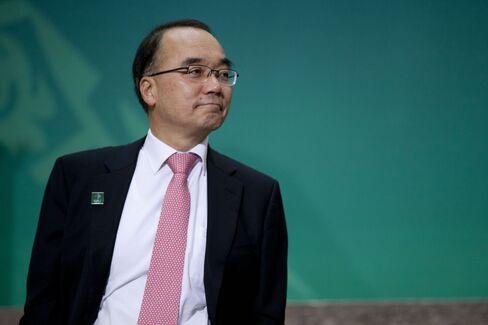 South Korean Finance Minister Bahk Jae Wan