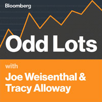 Odd Lots podcast image for the Bloomberg newsletter confirmation email.