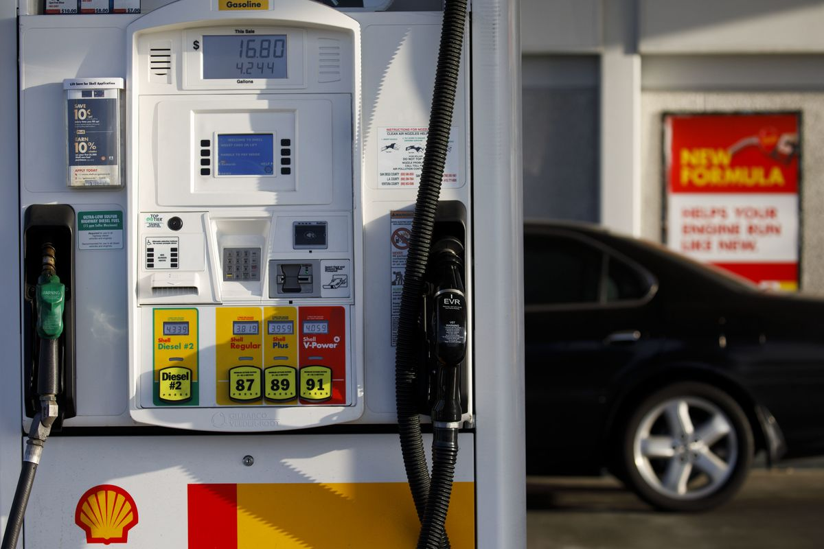 Gasoline Pump Prices in U.S. Set to Jump After Saudi Attack