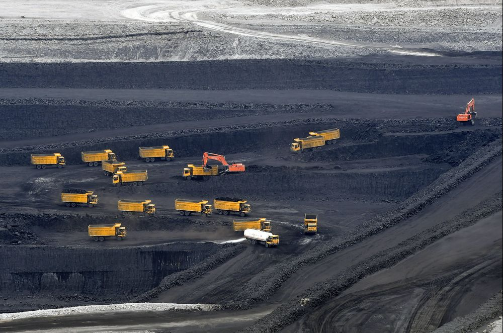 China's Far From Done With Coal as Regulator Eases New Plant