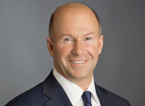 Bombardier Inc. Chief Executive Officer Alain Bellemare