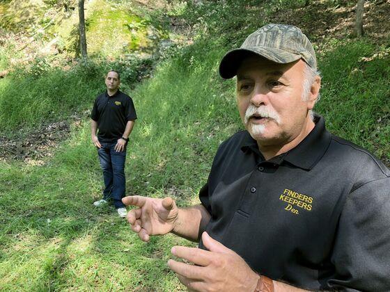 FBI Hunt for Civil War Gold Detailed in Unsealed Affidavit