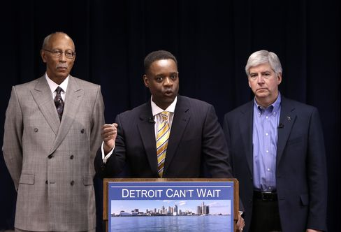 Half of Michigan's Blacks Lose Local Control if State Takes Over