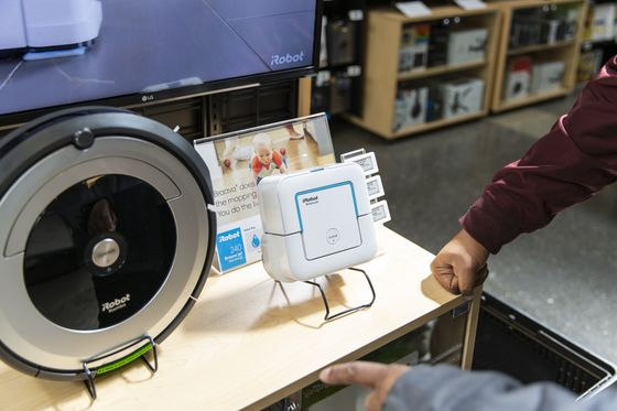 Roomba Maker Developing Robot WithArms That May Do the Dishes