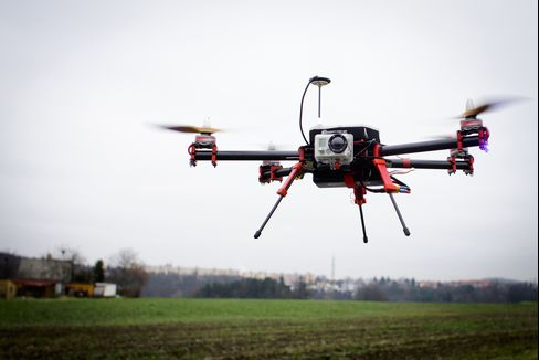 Filmmakers to Farmers Seeking Drone Bonanza