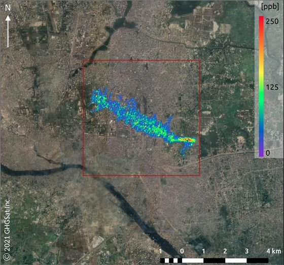 Leaking Landfill Contributes to World's Mystery Methane Hotspot
