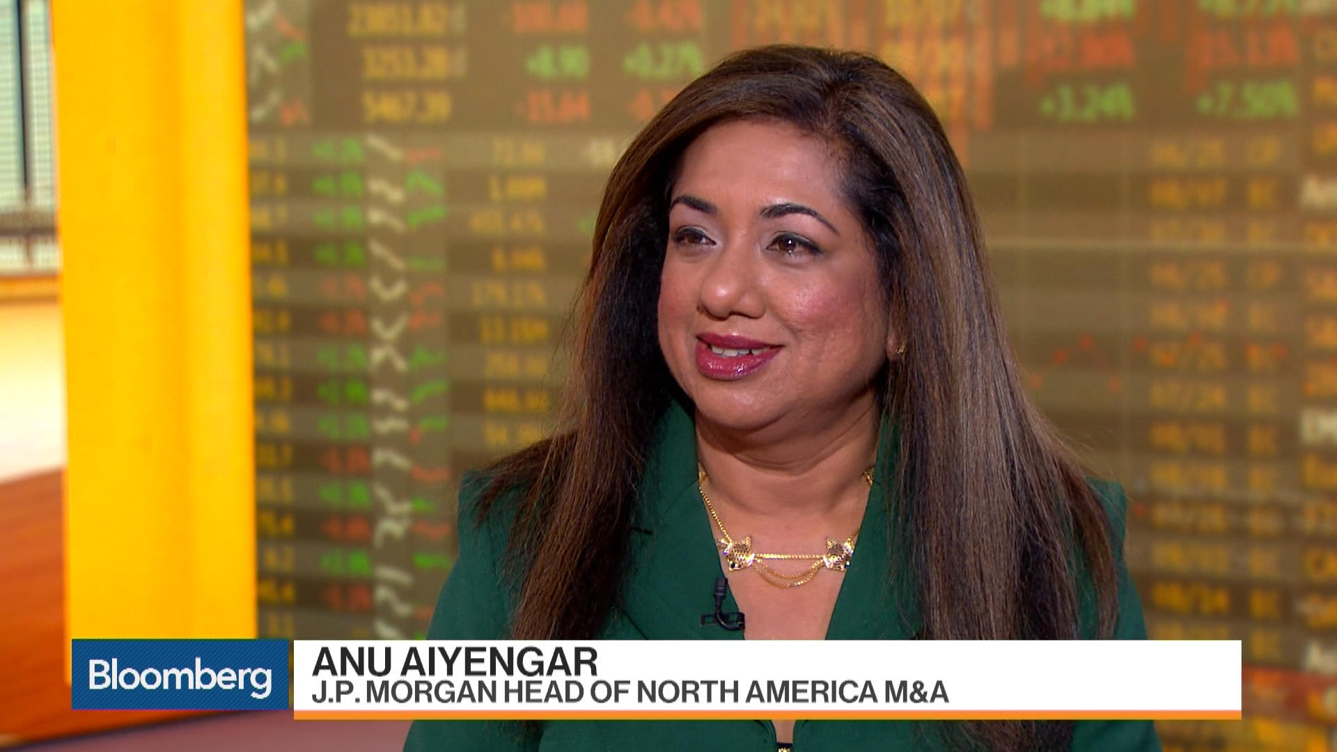 Jpmorgan S Blockbuster Weekend For M Amp A Bloomberg