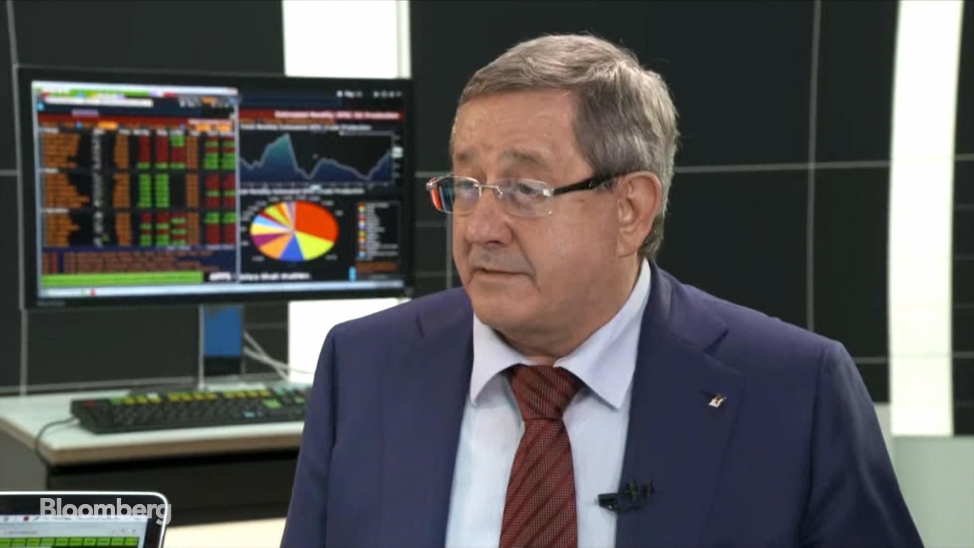 Sonatrach Looking at Opportunities in Offshore, Shale Gas, CEO Says