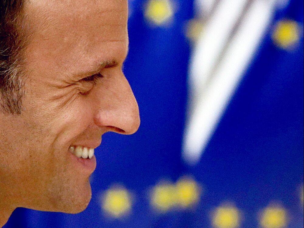 Emmanuel Macron Shouldn't Decide the EU's Next Leader
