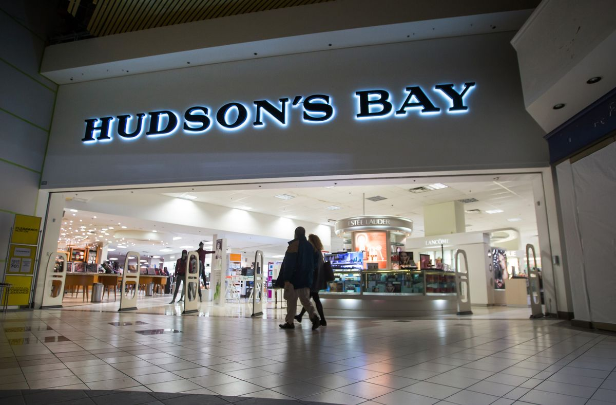 Hudson's Bay Soars After Catalyst Buys Stake to Block Chairman