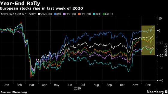 U.K. Shares Surge on Brexit Deal, Leading European Stocks Rally