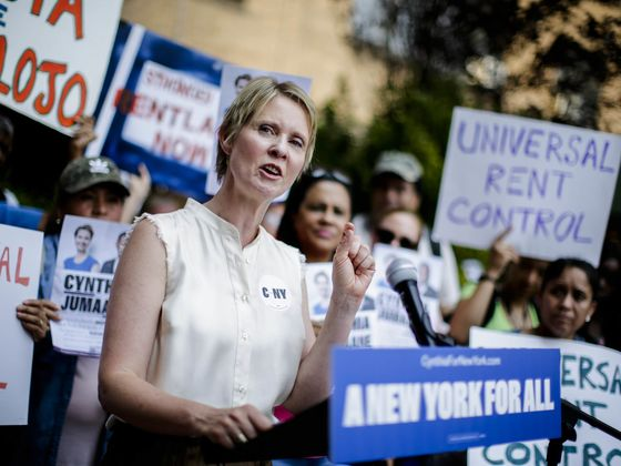 Cynthia Nixon Faces Powerful Headwinds in New York Governor's Race