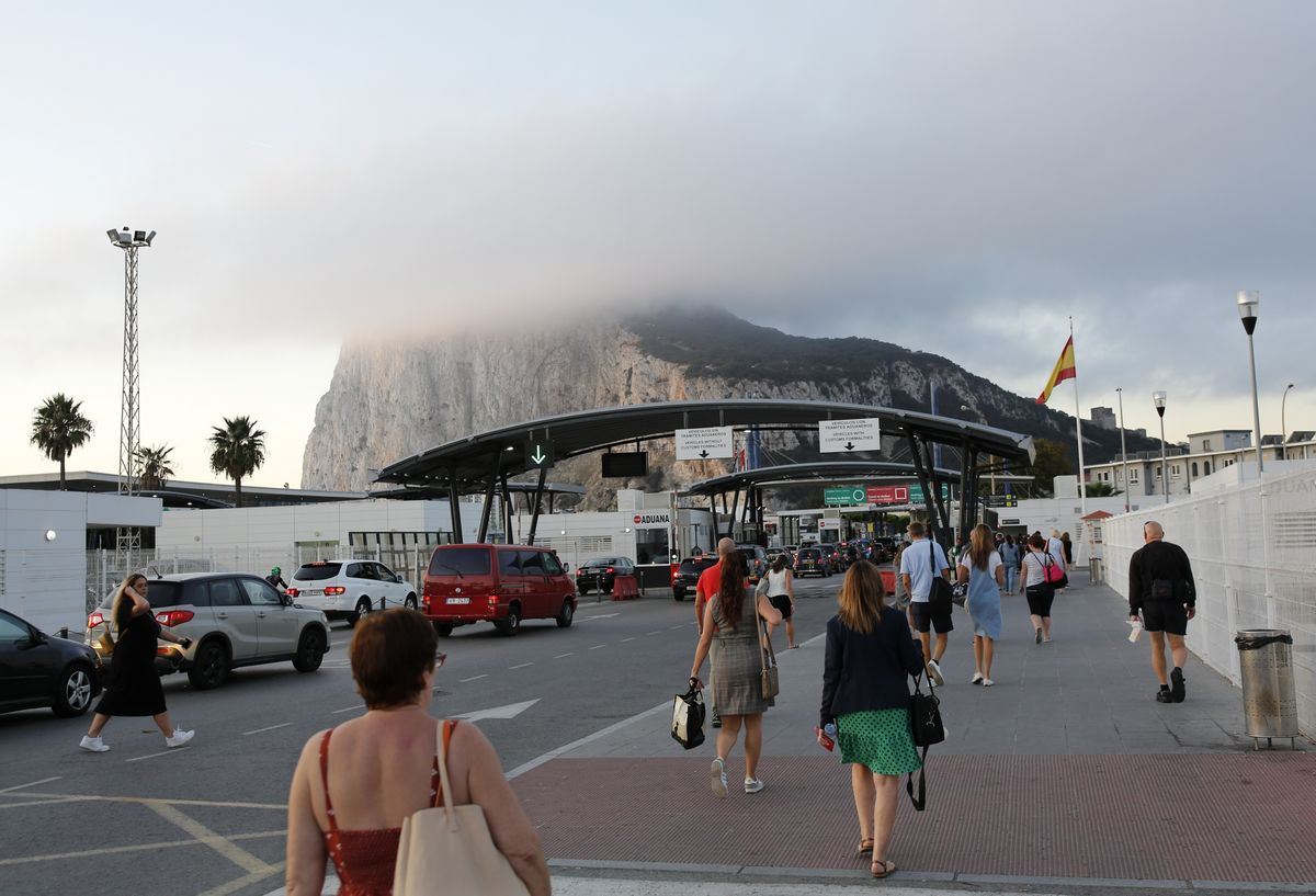 Gibraltar Thrown Into Disarray Before Brexit