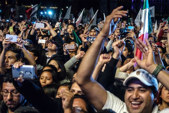 AMLO Cult of Personality Is Everywhere in Aftermath of Landslide