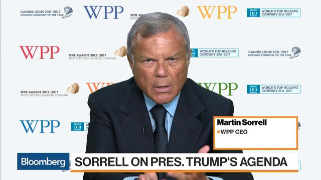 WPP shares in steepest fall since financial crisis