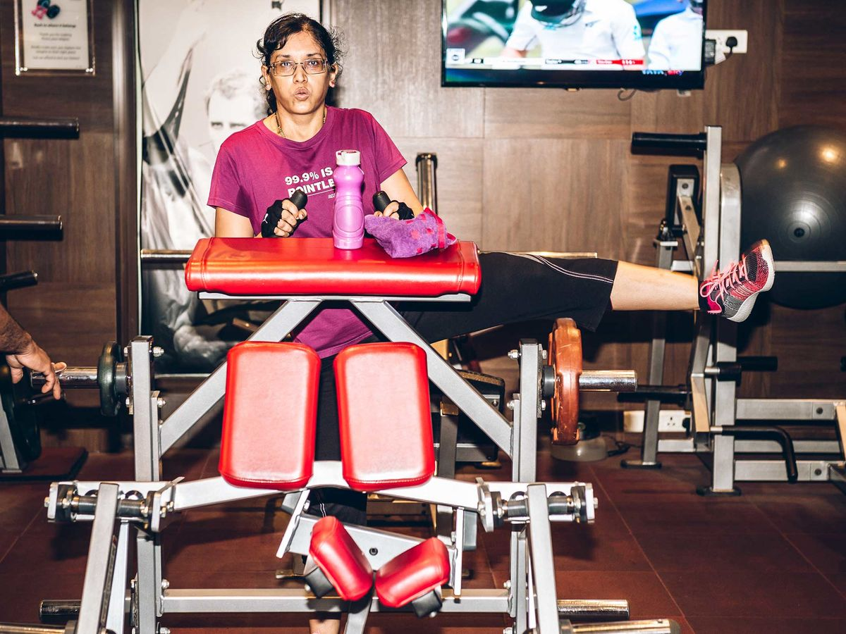 cb06edd30b39 India Is Getting Fat. This Gym Chain Wants to Get Huge - Bloomberg