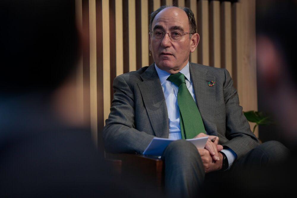 Jose Ignacio Sanchez Galan