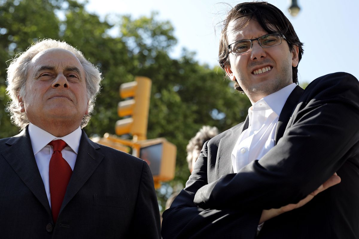Retrophin's Records 'Chaotic,' Accountant Tells Shkreli Jury
