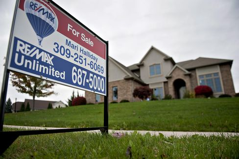 Re/Max Brokerage Files for IPO as U.S. Housing Shares Rally