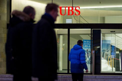 SWISS UBS EARNS