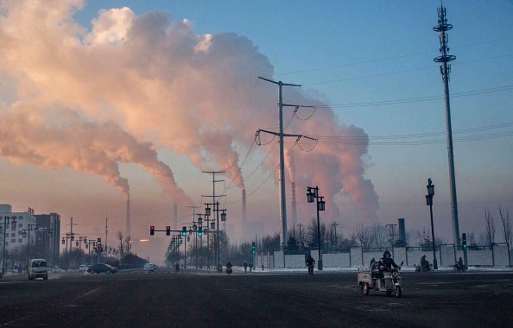 Environmental Articles  - Magazine cover