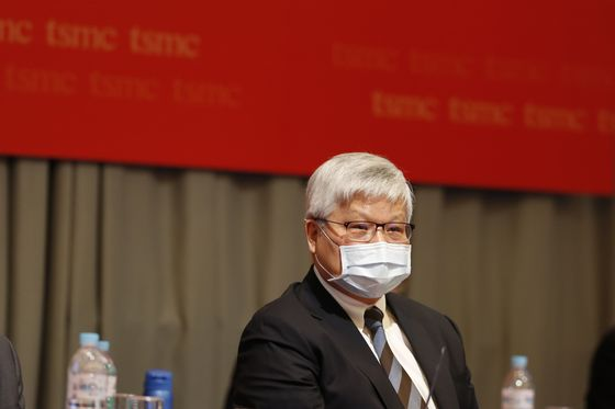 TSMC Is Considering Building a Chip Plant in Japan, CEO Says