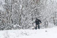 BULGARIA-WEATHER-NATURE