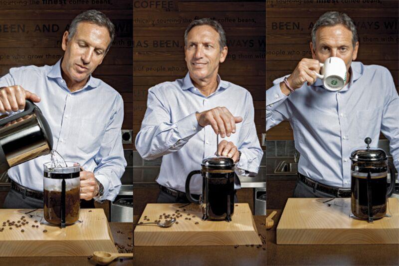 Image result for Howard Schultz