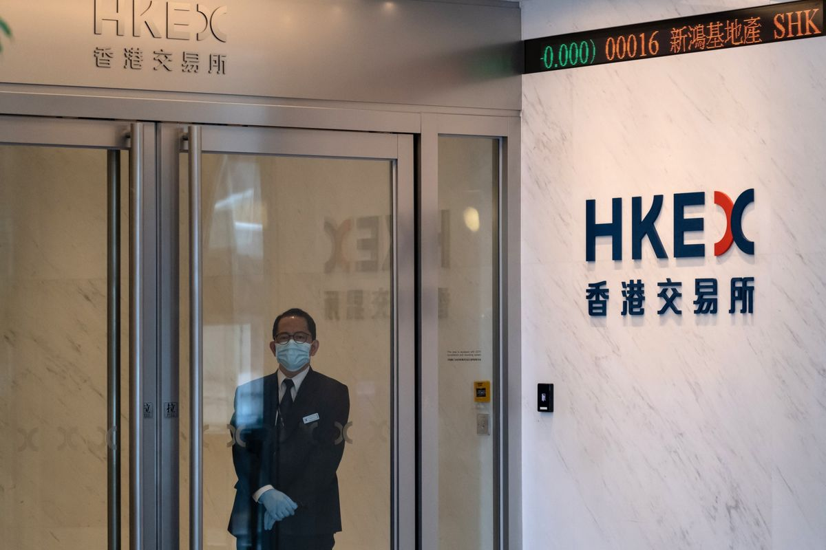 Hong Kong Stock Exchange Looks for Next Act After Record Year