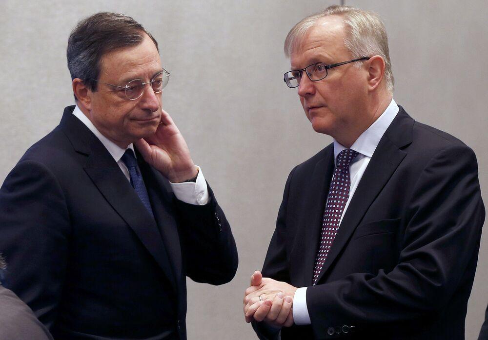 Η ΕΚΤ εξετάζει μια βαθιά αλλαγή στην πολιτική της