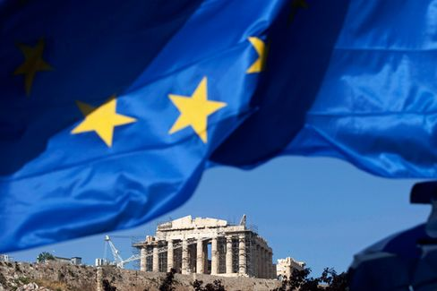 Bloomberg View: The Greek Rescue Plan Is No Rescue at All